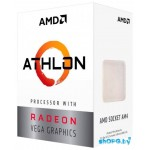 Процессор AMD Athlon 200GE (BOX)
