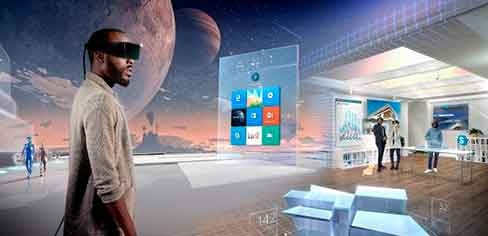 Windows 10 должна стать платформой для «смешанной реальности»